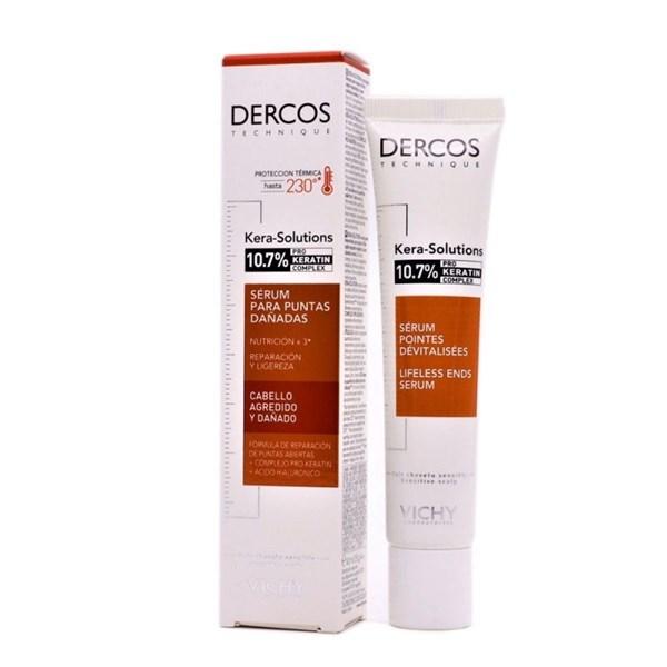 Vichy Dercos Serum Capilar Kera Solutions X40ml