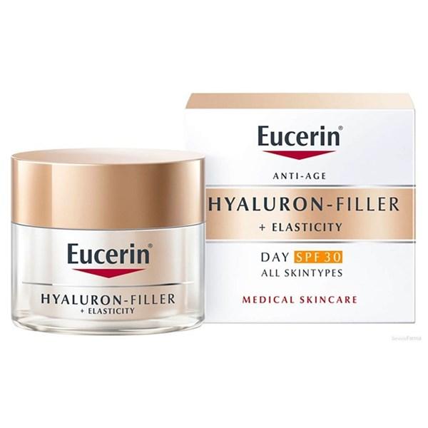 Eucerin Hyaluron-filler + Elasticity Dia Fps 30 X 50 Ml #1