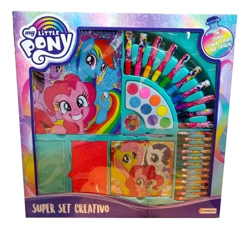 Super Set Creativo My Little Pony