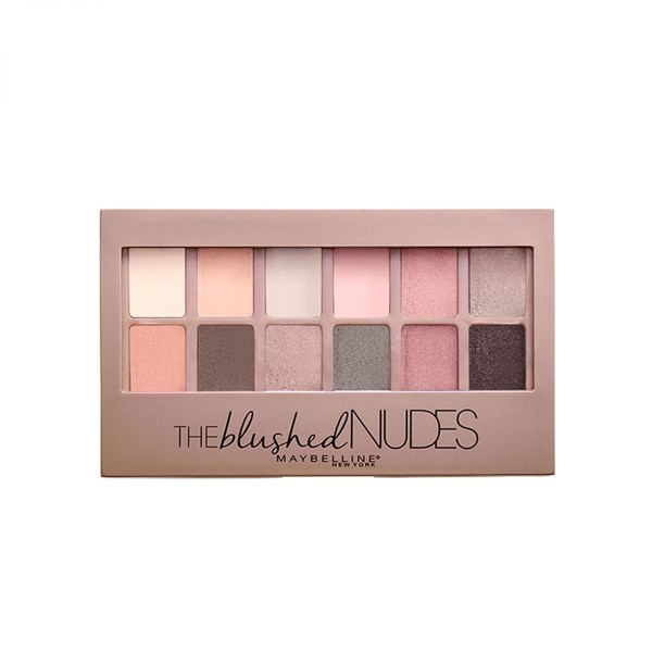 Eye Shadow Palette The Blushed Nude