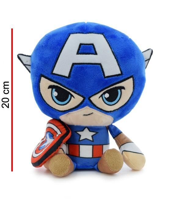 Capitán América Sentado Phi Phi Toys