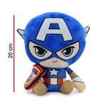 Capitán América Sentado Phi Phi Toys  #1