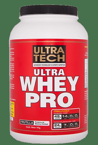 Whey Protein Frutilla 907g #1