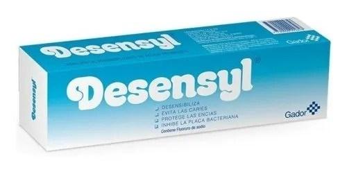 Desensyl Crema Dental Desensibilizante 100g