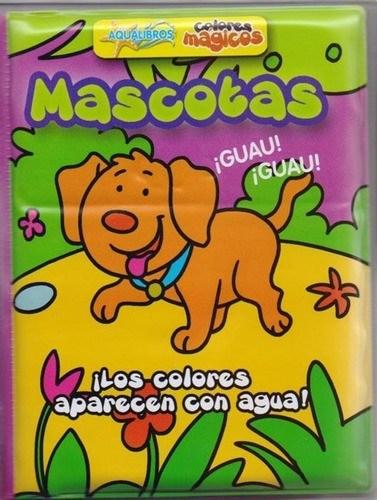 Libro Aqualibros Mascotas  #1