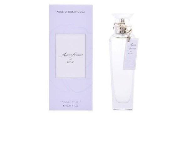 Perfume Agua Fresca De Rosas Adolfo Dominguez Edt X 120ml