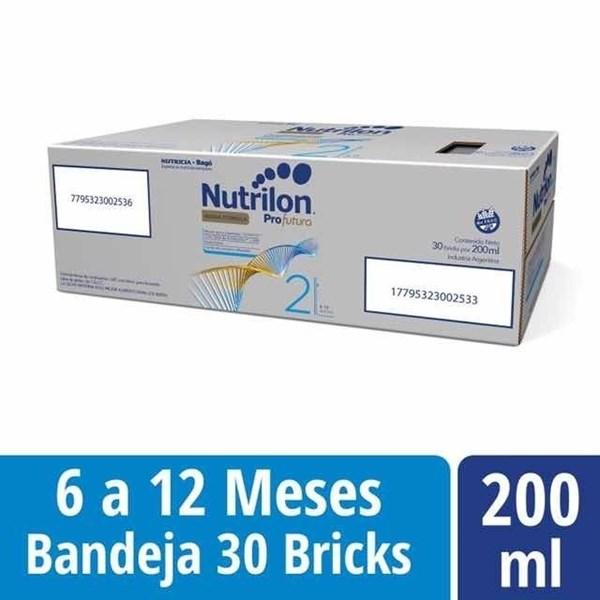 NUTRILON 2 PROFUTURA brik x 30 unidades x 200 ml