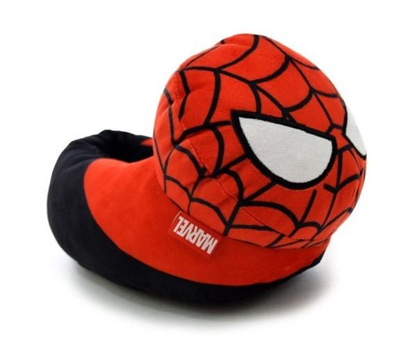 Pantuflas Phi Phi Toys Spiderman Con Luz alt
