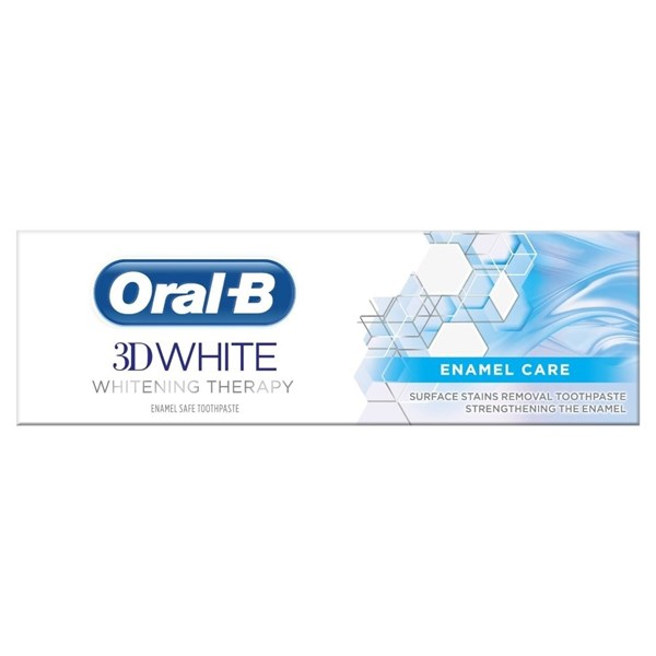 Oral B Whithening Therapy Esmalte Defense