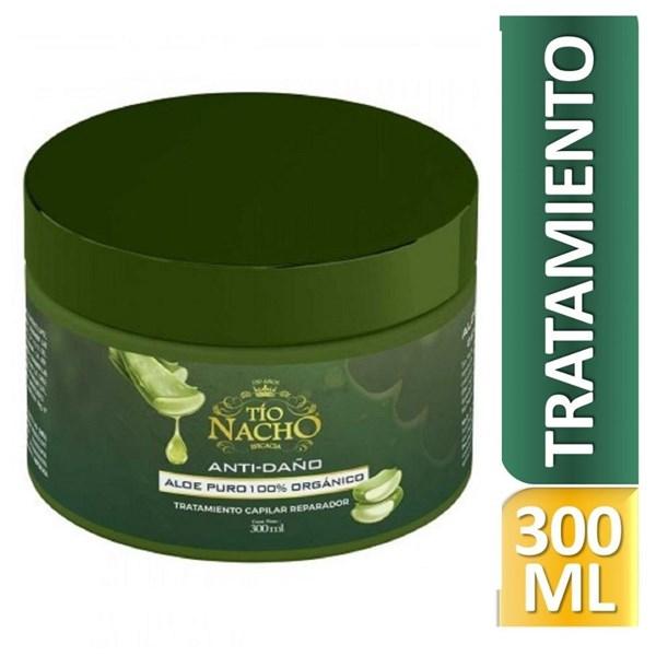 Tío Nacho Tratamiento Capilar x300ml Aloe