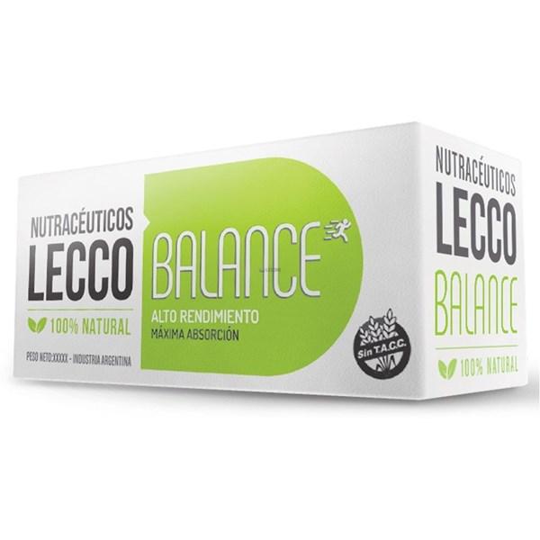 Neutracéuticos Lecco Balance x60 Comprimidos