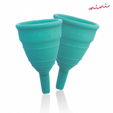 Fleurity Copa Menstrual Tipo Mini  alt