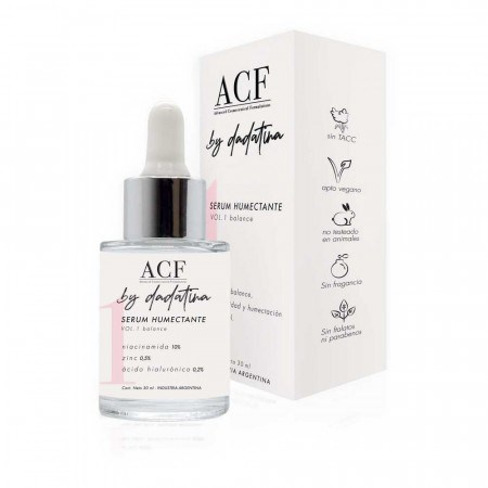 Serum Humectante ACF By Dadatina 30ml