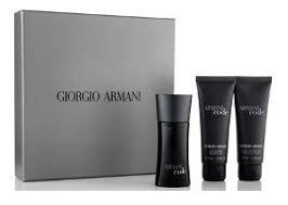 Armani Code Cofre (EDT x75ml + Gel Ducha x75ml + After Shave x75ml)