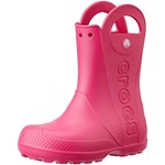 Crocs Handle It Rain Boot Kids- Fucsia 27-28 #1