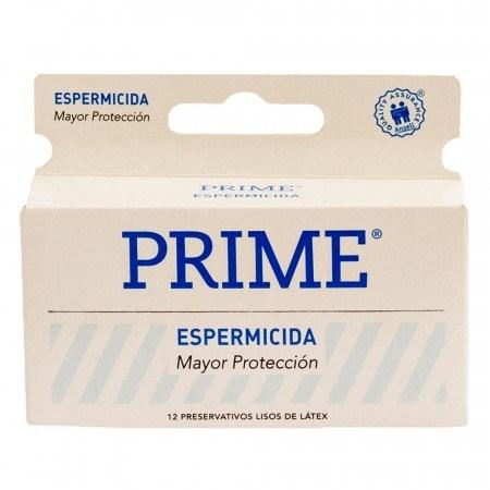 Prime Espermicida x12 Unidades
