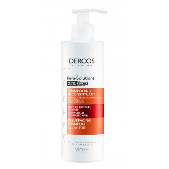 Bom Vichy Dercos Kera Shampoo x 250 ml