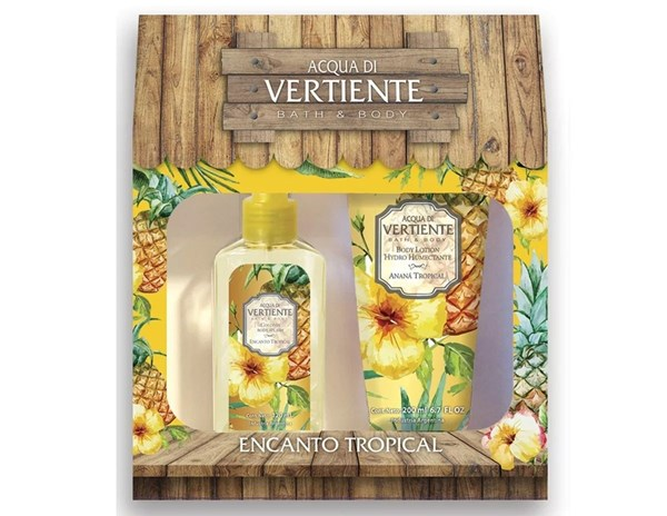 Aqua Di Vertiente Bath & Body Encanto Tropical