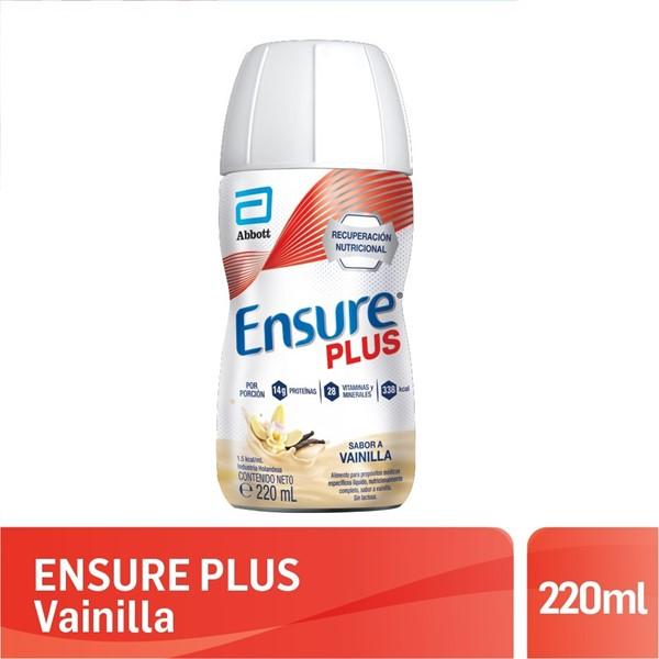 Ensure Plus Vainilla 220 Ml