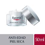 Eucerin Hyaluron-filler Día Piel Seca Fps 15 50 Ml #1