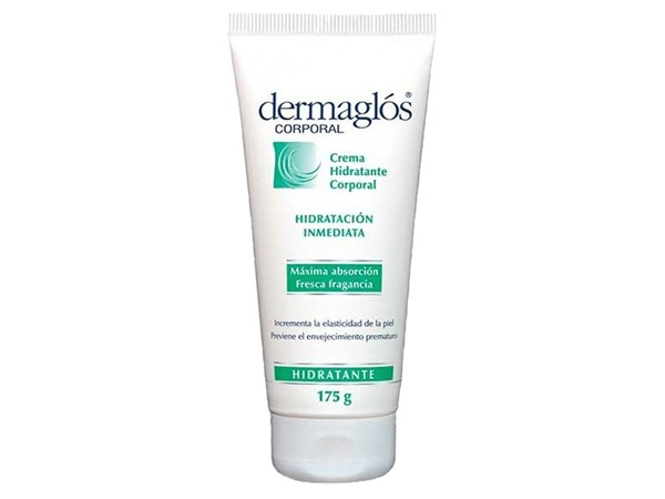 Dermaglos Crema Corporal Hidratación Inmediata 390ml  #1