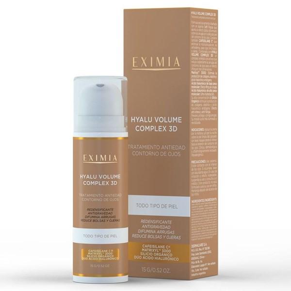 Eximia Hyalu Volume Complex 3d Ojos Pomo 15 g