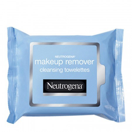 Neutrogena Toallitas Desmaquillantes Make Up Remover x25 Unidades