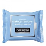 Neutrogena Toallitas Desmaquillantes Make Up Remover x25 Unidades #1