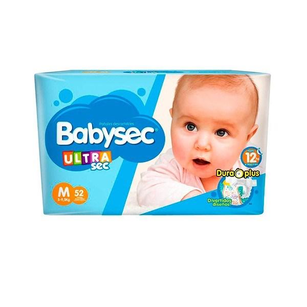 Babysec Ultra Hiper-pack M X52