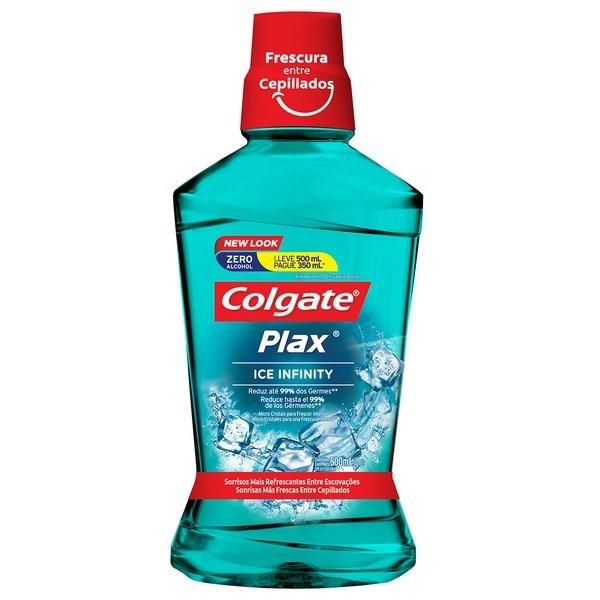 ENJ.BUCAL COLGATE PLAX S/ALCOHOL x 250 CC