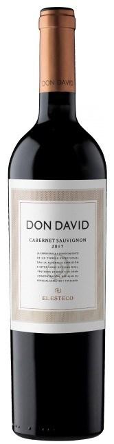 DON DAVID CABERNET SAUVIGNON x 750 CC