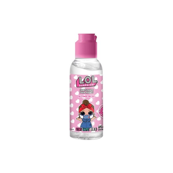 Sanitizante para Manos Lol  Surprise Tutti Frutti x 65 ml