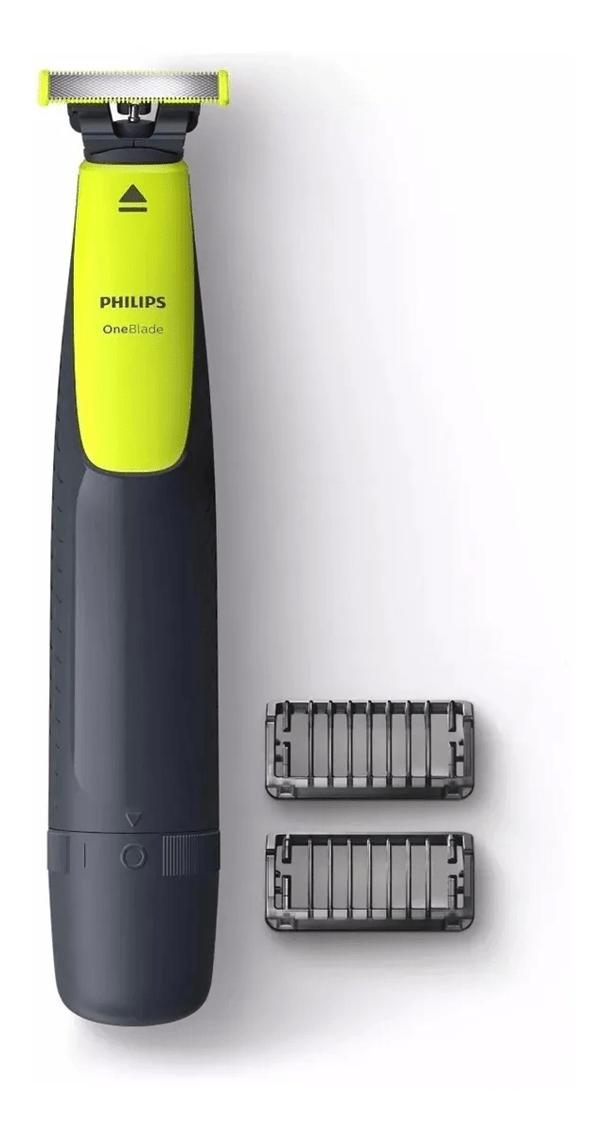 Recortador De Barba Afeitadora Philips Oneblade QP2510/15 alt