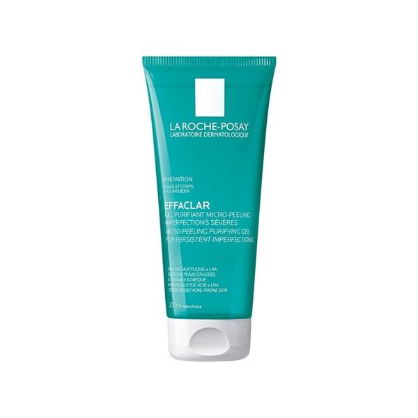 La Roche Posay Effaclar Gel Microexfoliante X 200 Ml