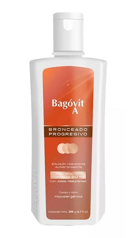 Bagóvit Emulsión Autobronceante Hidratante 200g alt