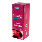 Multi-O Gel Lubricante Intimo Sabor Frutilla 50g #1