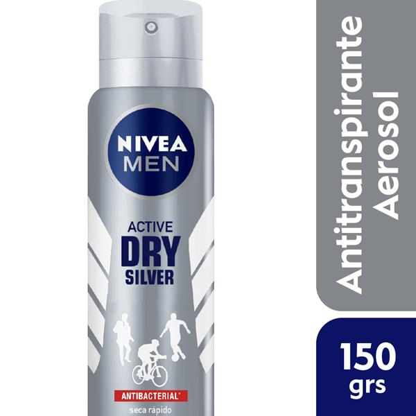 Nivea Desodorante En Aerosol Men Dinamic Power X 150 Ml #1