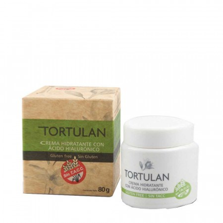 Crema Hidratante Con Acido Hialuronico Sin Tacc X 80 Gr