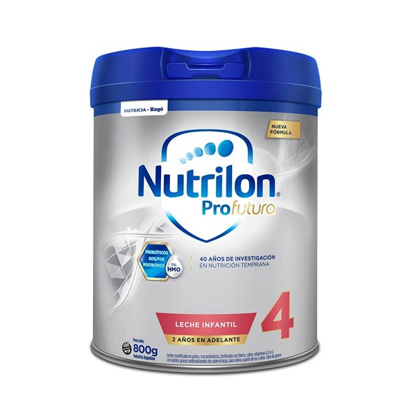 Leche Nutrilon 4 Pro Futura Lata X 800 Gr alt