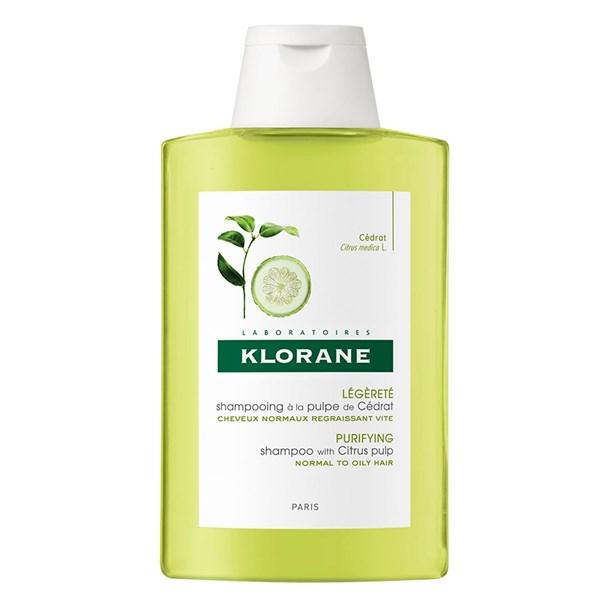 Klorane Shampoo Brillo Cedrat X 200 Ml #1