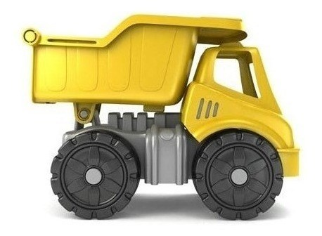 Camión Frontal Miniatura Juguete Duravit alt