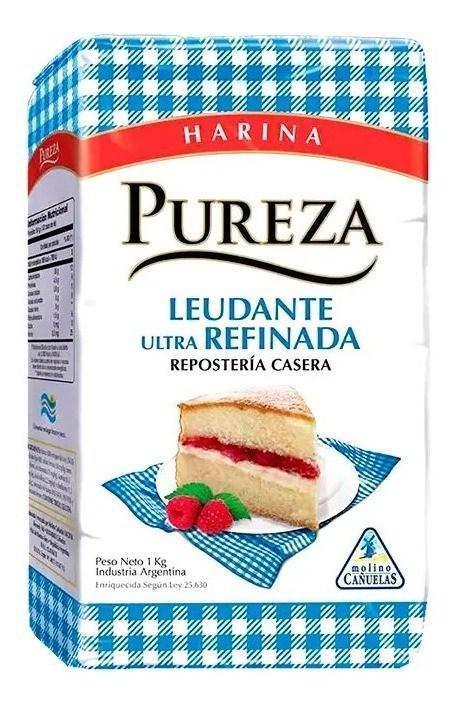 HARINA LEUDANTE PUREZA x 1 KG