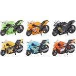 Moto Juguete Teamsterz x1  #3