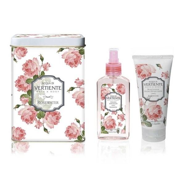 Perfume Vertiente Rosewater Estuche