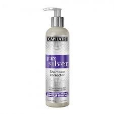 Capilatis Shampoo Corrector Pure Silver x240ml
