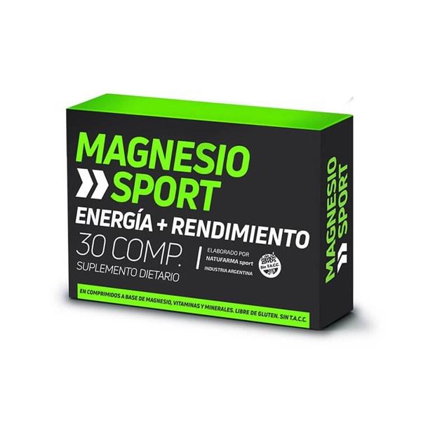 Magnesio Sport Probiotico x 30 Comprimidos