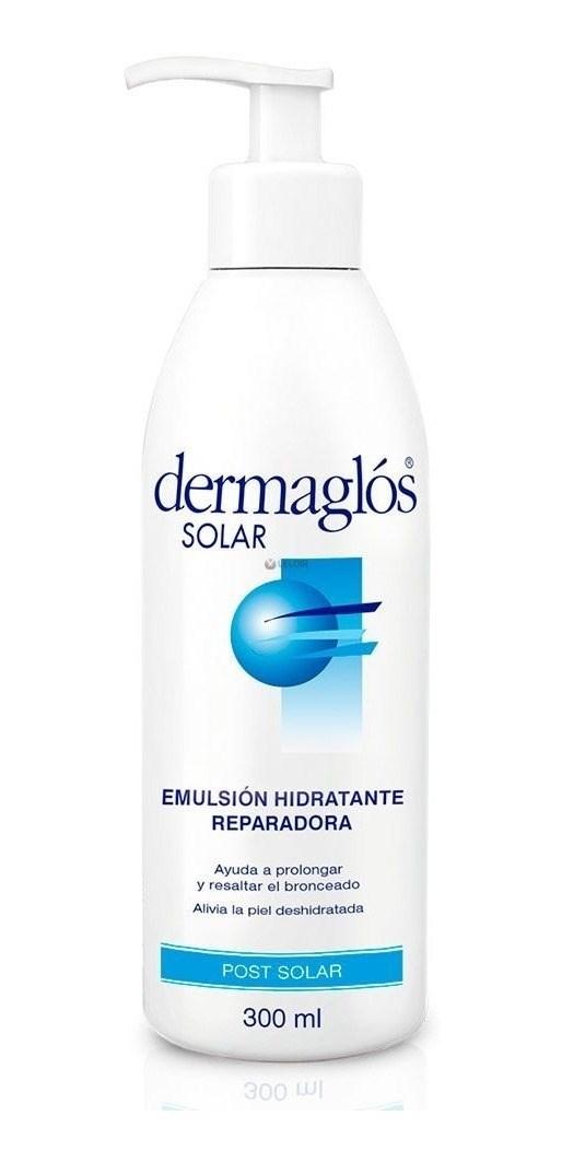 Post Solar Dermaglos Emulsion X 300 Ml