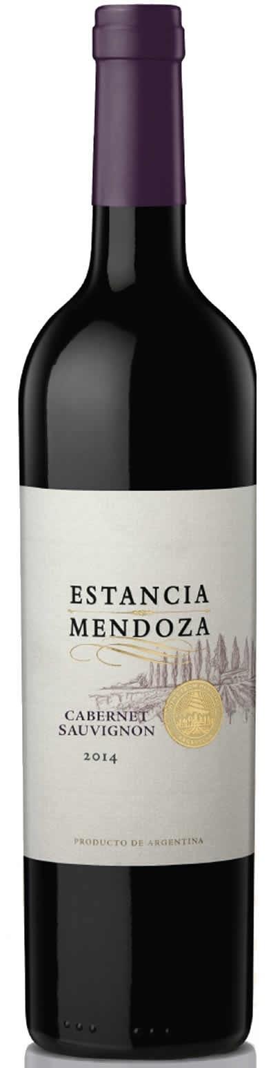 ESTANCIA MENDOZA CABERNET SAUVIGNON x 750 CC