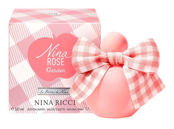 Perfume Nina Ricci Rose Garden Edt 50 ml