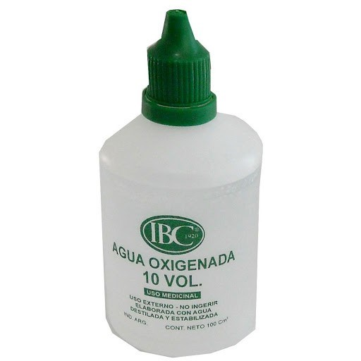 Agua Oxigenada 10 vol x 100ml